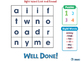 High Frequency Sight Words: Sight Word Lost and Found - MAC Gr. PK-2