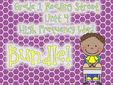 High Frequency Word Activities Reading Street Grade 1 Unit 4 Bundle!!!