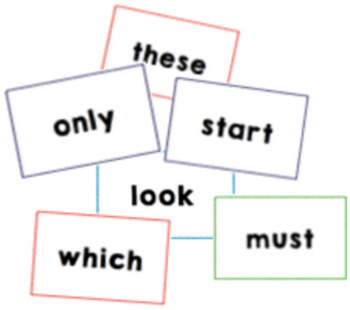 High Frequency Word Cards