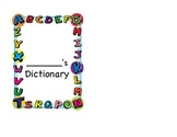 High Frequency Word Dictionaries