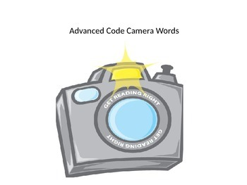 High Frequency Word Drill PowerPoint - Advanced Code - Get Reading Right