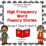 High Frequency Word Fluency Stories aligned with Wonders Grade 2