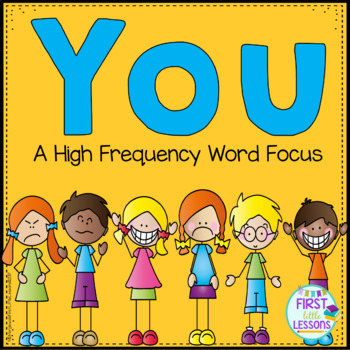 High Frequency Word Focus: You