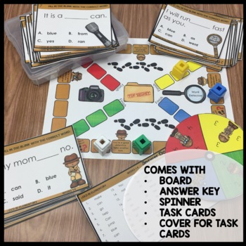 Word Work Task Cards   Games   Center Activities   (Unit 1)