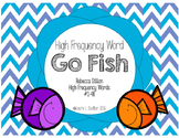High Frequency Word Go Fish Sitton Words 1-48