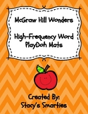 High-Frequency Word Mats for Wonders