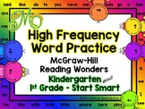 High Frequency Word Practice Interactive PowerPoint – Read