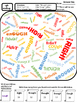 High Frequency Word Word Work for K-3
