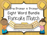 DolchSight Words (Pre-Primer & Primer) Bundle - Pancake Ma