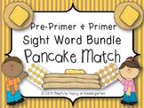 DolchSight Words (Pre-Primer & Primer) Bundle - Pancake Ma