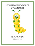 High Frequency Words - 2nd 100
