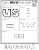 High Frequency Words (2nd Grade, Pack 2 of 2)