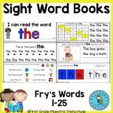 High Frequency Words Books Set 1