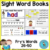 High Frequency Words Books Set 2