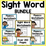 High Frequency Words Bundle