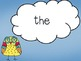 High Frequency Words First Hundred: Kinder and First Grade (Owl Theme)