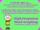 Reading Street Grade 1 Unit 4 Week 6 High Frequency Words Henry and Mudge