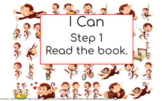 High Frequency Words- I, can - Book 5 in a developing series