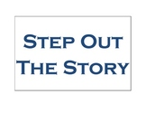 Story Elements Activity- Step Out The Story