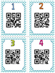 High Frequency Words QR Code Scavenger Hunt