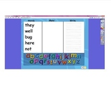 High Frequency Words and -ug Family Words