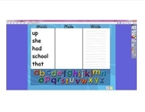 High Frequency Words and -up Word Family