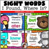 I Have, Who Has? Sight Words