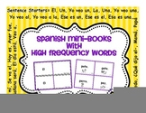 High Frequency Words- mini books