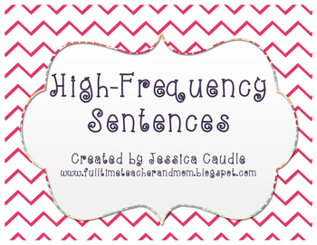 High-Frequency sentences