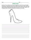 High Heel Writing Prompt