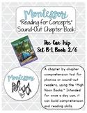 "High High Noon Books ""The Car Trip"" Comprehension"