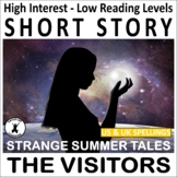 High Interest Low Ability Fiction for Older Readers