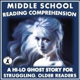 Struggling Older Readers High Interest Low Read Ghost Stor