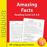 High-Interest / Low Readability: Amazing Facts