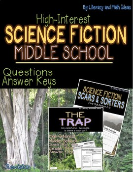 High-Interest Middle School Science Fiction (Two Stories)