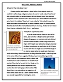 Donuts and Donut Holes: High-Interest Non-Fiction (Common Core Test Prep)