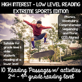 Guided Reading High Interest Passages : Extreme Sports 2nd