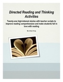High Interest Stories to Improve Reading Comprehension
