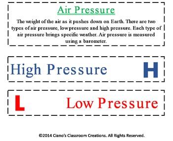 High & Low Pressure Sort