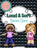 Loud/Soft Sorting {Worksheet/Center for Practice or Assessment}