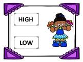High/Low Spring Kids