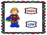 High Low Super Heroes