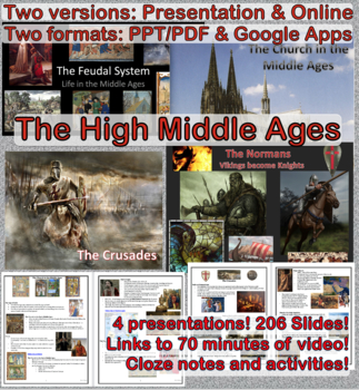 High Middle Ages Bundle