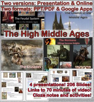 High Middle Ages Bundle
