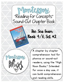"High Noon Books ""Sea Foam"" Comprehension"