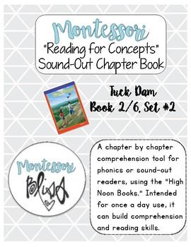 "High Noon Books ""Tuck Dam"" Comprehension"