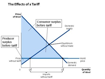 High Quality A Level / IB / AP Import Duties Tariffs Quotas Trade Protection PPT