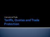 High Quality A Level / IB / AP Import Duties Tariffs Quota