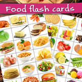 High Quality Printable Food Flash Cards