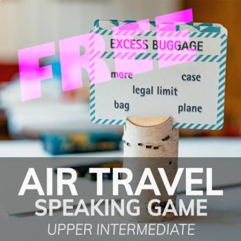 High Quality! Taboo cards -AIR TRAVEL- SAMPLE
